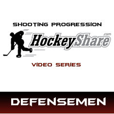HockeyShare Defensemen Shooting Progression